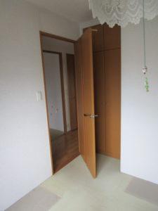 洋室 before